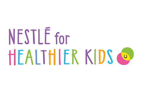 Nestlé for Healthier Kids logo
