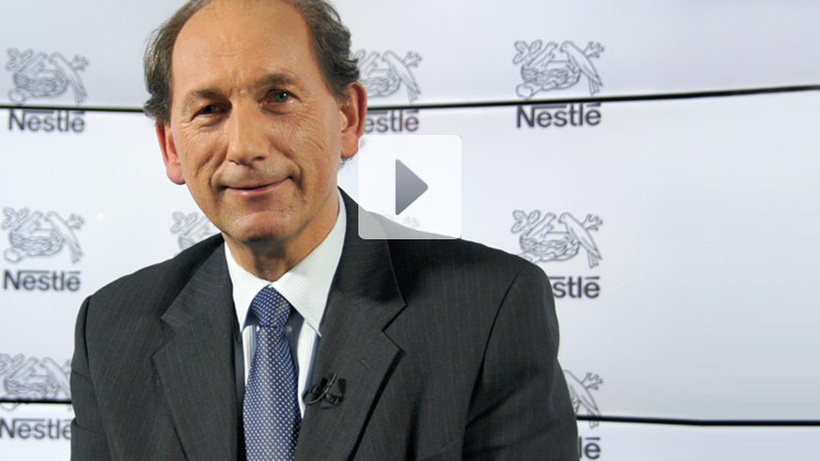 Nestlé full year result 2012